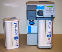 Millipore Q plus Water purification system